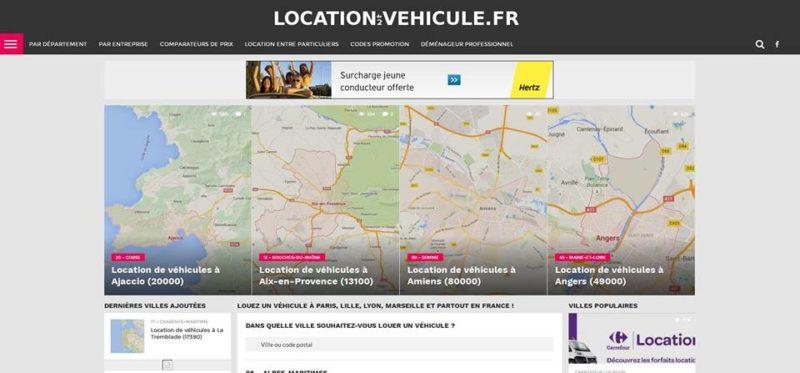 Location Voiture Camion Utilitaire à Beaumont Lès Valence 26760